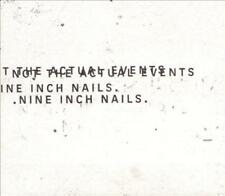NINE INCH NAILS - NOT THE ACTUAL EVENTS [EP] [PA] [DIGIPAK] NEW CD