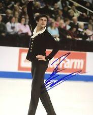 Ryan Bradley Figure Skating USA Olympics Signed 8x10 Autographed Photo COA E1