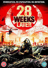 28 Weeks Later (DVD, 2007)