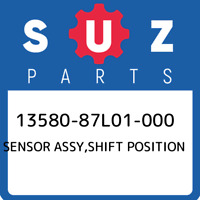 13580-87L01-000 Suzuki Sensor assy,shift position 1358087L01000, New Genuine OEM