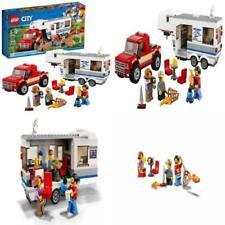 Lego City 60182 - Camion et Caravane. de 5 À 12 ans