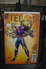 Telos #5 Neal Adams Superman #233 Homage Variant DC Comics 2016 Tom King 8.5