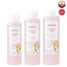 Mamonde розовая вода тонер 3 вида + бесплатные образцы