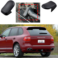 REAR WIPER ARM BASE COVER SWITCH CAP FIT FOR PORSCHE CAYENNE 2004-2010