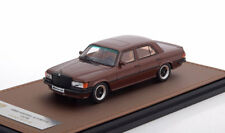 MERCEDES AMG 450 SEL 6.9 W116 1978 BROWN METAL GLM 206002 1/43 BENZ MARRON