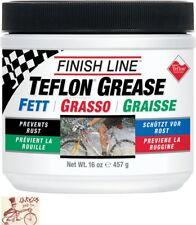 FINISH LINE PREMIUM GREASE WITH TEFLON--16oz TUB