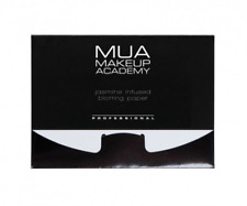 MUA Professional Blotting Paper - 50 Mattifying Tissues Jasmine Infused Sheets