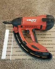Hilti GX 100 Fully Automatic Gas Actuated Fastening Tool