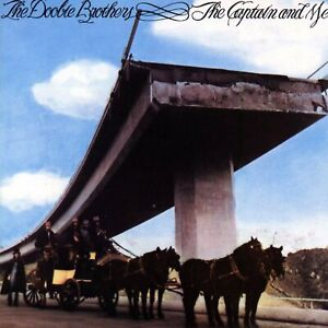 The Doobie Brothers The Captain And Me CD NEW SEALED Long Train Runnin'+