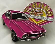 GTR XU1  Torana  lapel pin badge.   C040701