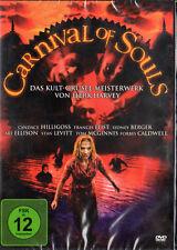 DVD/ Carnival of Souls - Kult-Grusel de Herk Harvey nuevo y emb. orig.