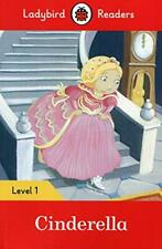 Cinderella - Ladybird Readers Level 1 by Ladybird Book The Fast Free Shipping