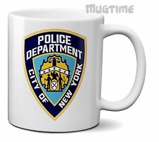 NYPD - Police department City of New York - Coffee Tea Mug Cup 330ml - Gift