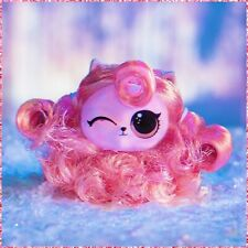 LOL Surprise Lights Pets Frilly Kitty Doll Fluffy VHTF New Real Hair!