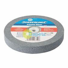 """Bench Grinding Wheel 150mm 6"""" Fine Grit Bore 25.4mm (1"""") Heavy Duty"""