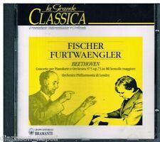 Beethoven: Concerto Per Pianoforte N.5 / Fischer, Furtwangler - CD