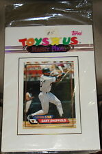 Topps Toys R Us Young Star Master Photo set MLB 1993