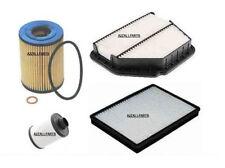 Para Opel Antara 2.0 Td CDTI 08 09 piezas de repuesto Kit De Aire Aceite Combustible cabina Filtro