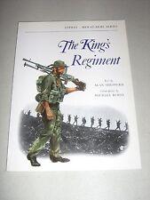 Men-At-Arms: The King's Regiment by Alan Shepperd (1973, Paperback)