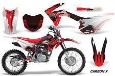 AMR Racing Honda CRF125 F Graphics Kit Bike Decal Sticker Part 14-16 CARBON X R