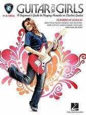 Guitar For Girls - Method Book/cd: By Ali Handal