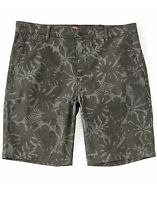 """Levi's Men's Size 34 XX Chino Standard Taper Floral 9"""" Inseam Shorts NWT"""