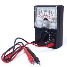 Nuovo Elettrico AC/DC OHM Voltometro Amperometro Metro Multi Tester MF-110A-OZ