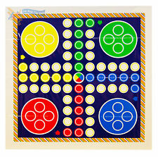 Giant Ludo Game Traditional Family Game Travel game  out door Game Ideal Gift