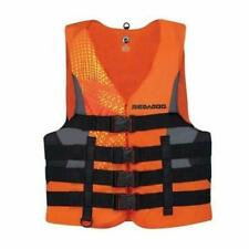 SEADOO PFD MEN'S MOTION ORANGE MED-3XL