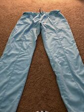 Grays Anatomy Sky Blue Scrub Pants Xl