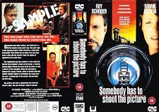 Somebody Has To Shoot The Picture Video Promo Sample Sleeve/Cover #14907