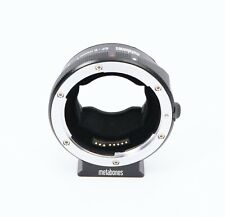 Metabones Canon EF/EF-S Lens to Sony E Mount T Smart Adapter (Mark V)
