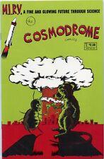 M.I.R.V. Cosmodrome Prawn Song Comic Book (Primus) art by Steven Weissman Rare
