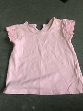 12-18 Months Matalan Light Pink Tshirt