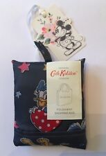 Cath Kidston Limited Edition Mickey & Minnie Fold Up Bag Brand New With Tags