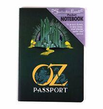 Oz Passeport Deluxe Carnet de Note - Visite The Wizard Of Oz