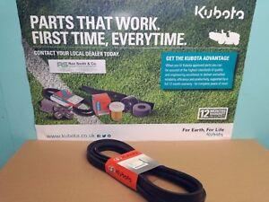 GENUINE Kubota RCK60 Series Mower Deck Belt K564734710 - FREE DELIVERY