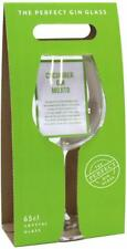 iStyle The Perfect Gin Glass - 650ml (With Cardboard Sleeve)