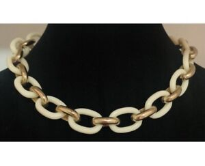 Brooks Brothers Chunky Chain Necklace