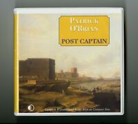 Post Captain: Patrick O'Brian -  Unabridged Audiobook - 18CDs Ex-Library