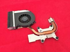 "惠普 HP Pavilion 17"" dv7 1000 Genuine AMD CPU Fan 480481-001 with Heatsink 2 Pin"