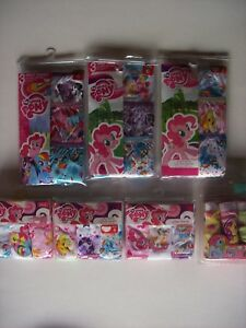 My Little Pony Underwear Underpants 3 Pair Panty Pk Girls 2 4 6 8 NIP