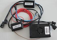 Genuine Audi Q7 LED Rear Tail Lights Facelift Wiring ECU Retrofit Adapter Kit