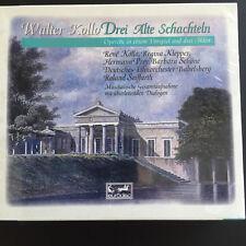 WALTER KOLLO: Drei Alte Schachteln - Kollo / Prey (2CD-Box eurodisc 74321 / OVP)