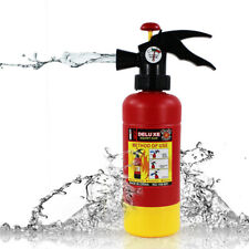 Plastic Water Gun Toy Creative Fire Extinguisher Style Kids Water Pool Fun