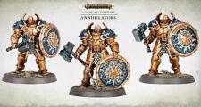 3 Annihilators - Age of Sigmar Dominion / Vorherrschaft Stormcast Eternals - NEU