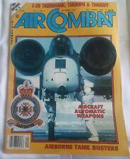 Air Combat Magazine Sept 1985 Vol 13 No 5