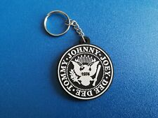 THE RAMONES KEY-RING SILICONE RUBBER MUSIC FESTIVAL