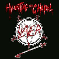 SLAYER - HAUNTING THE CHAPEL  VINYL LP NEU