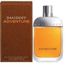 Adventure by Davidoff, 100ml 3.4 Oz Eau de Toilette Spray Men New Sealed Box